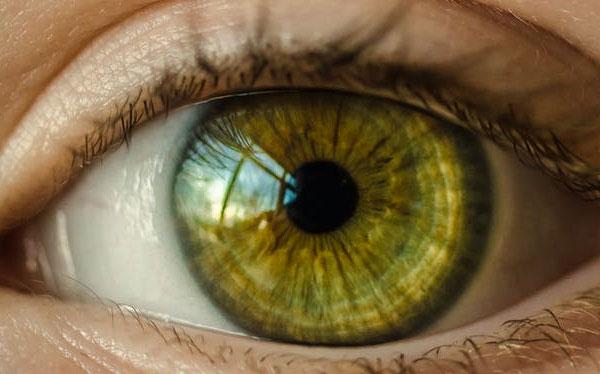kontaktlencse görbülete
