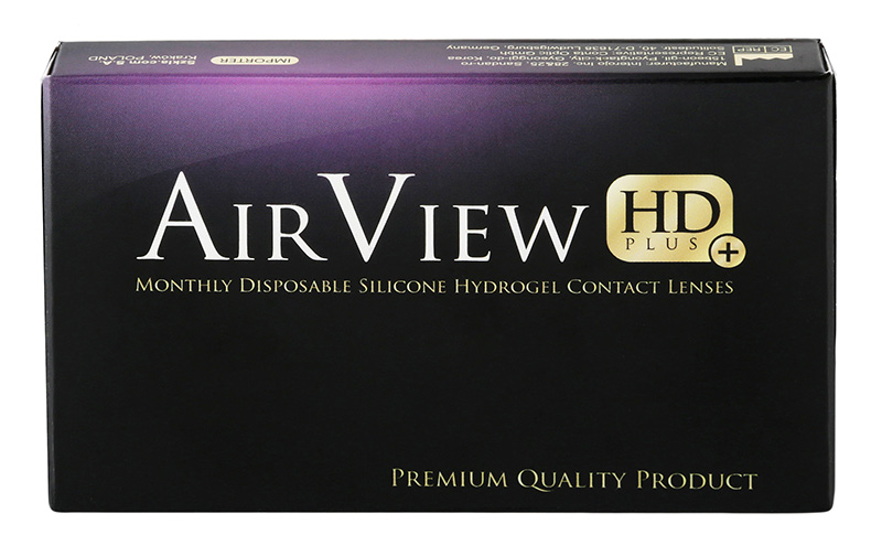 AirView HD Plus 3 db