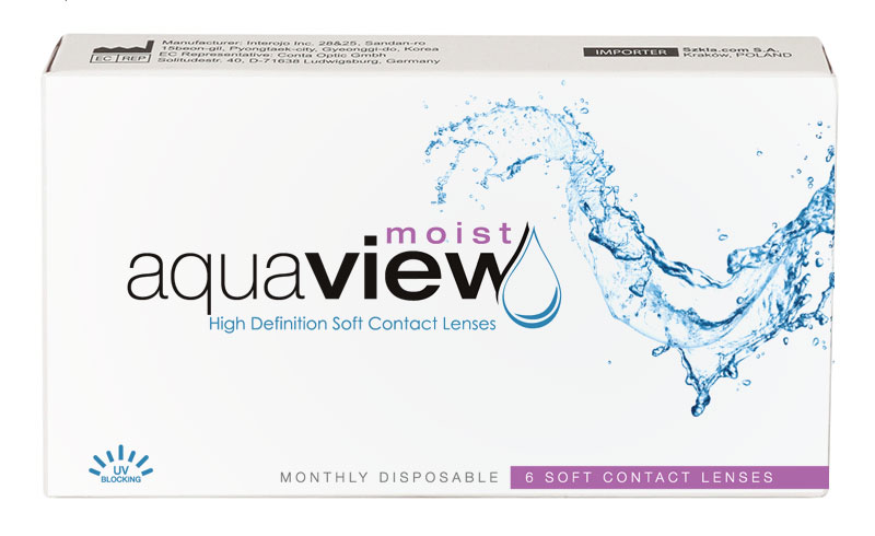 Kezdő csomag AquaView Moist 1 db