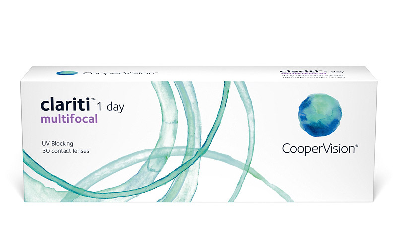 Clariti 1 Day Multifocal 30 db