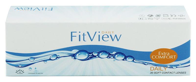 FitView Daily 30 db - Akció!