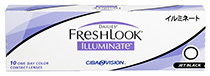 Dailies® FreshLook® Illuminate™ 10 db