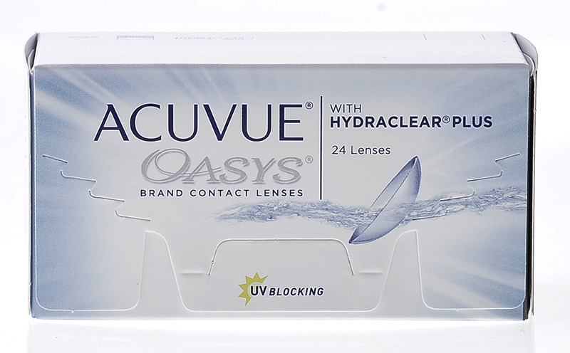 Acuvue® Oasys with Hydraclear® Plus 24 db
