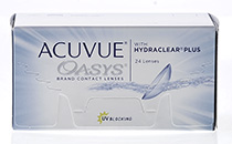 Acuvue Oasys with Hydraclear Plus 24 db