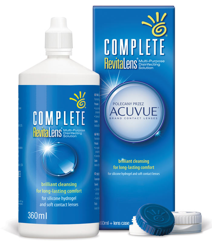 Complete Revitalens® 120 ml