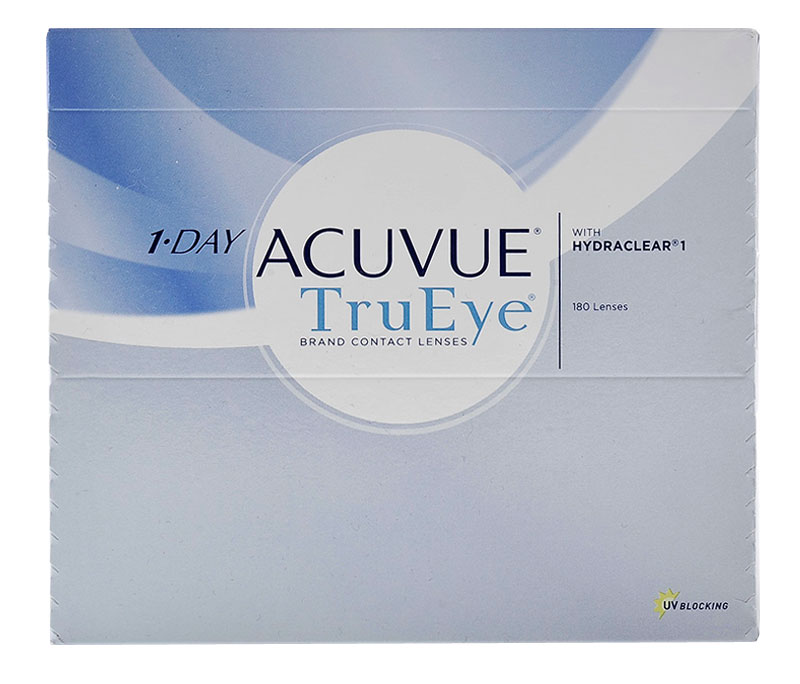 1-DAY ACUVUE TruEye 180 db