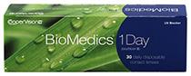 BioMedics 1 Day 30 db + 10 db lencse ajándék  (2 dobozhoz)