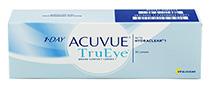 Acuvue 1-Day TruEye 30 db + ajándék  tárolót kapsz (2 doboz vásárlása esetén)