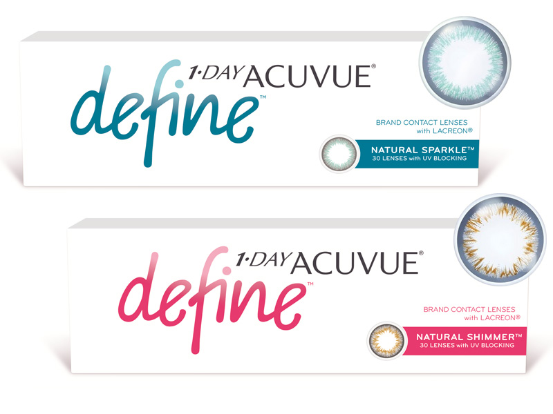 Acuvue 1-DAY Define 90 db