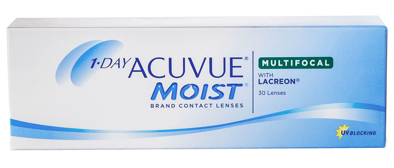 Acuvue 1-Day Moist Multifocal 30 db