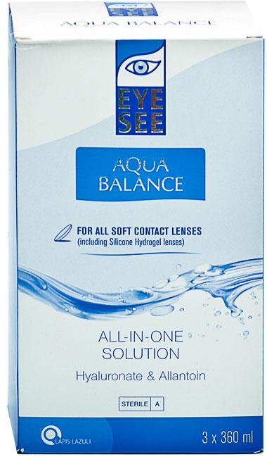 Aqua Balance  3 x 360 ml