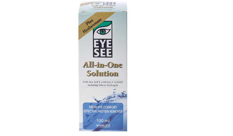 EYE SEE Hyaluronate Plus 100 ml