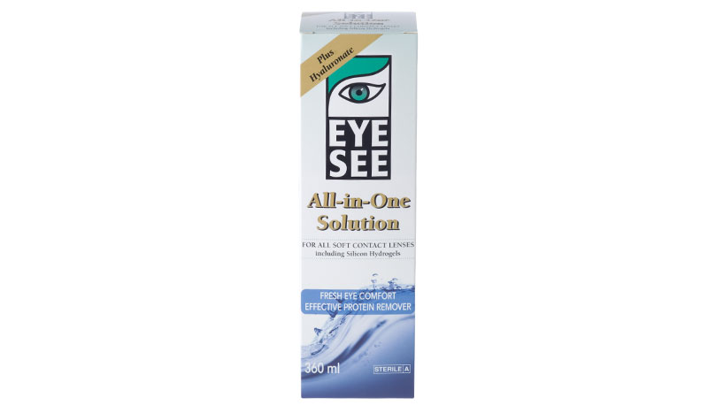 EYE SEE Hyaluronate Plus 360 ml