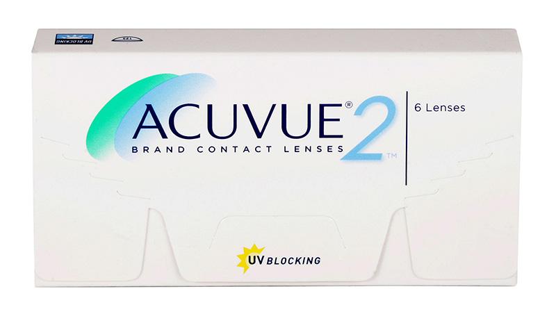 Végkiárusítás - Acuvue 2 - 6 db