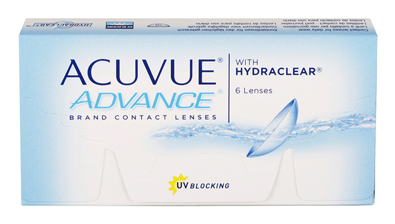 Acuvue Advance 6 db