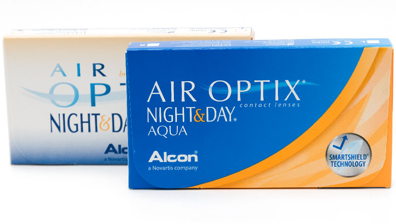 Air Optix® Night & Day® Aqua 3 db