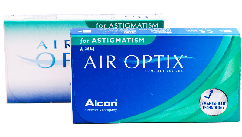 Air Optix for Astigmatism 6 db