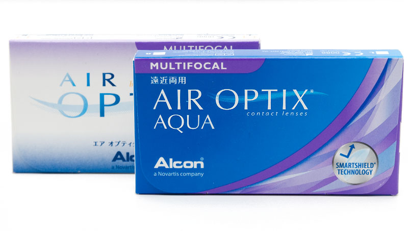 Air Optix® Aqua Multifocal 3 db