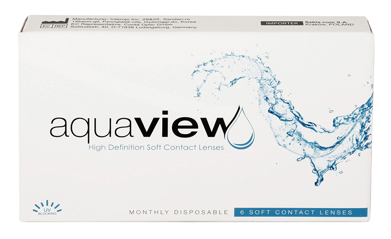 AquaView Monthly 3 db