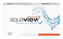 AquaView Moist 2 weeks 6 db