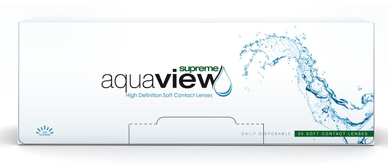 AquaView Daily Supreme 180 db