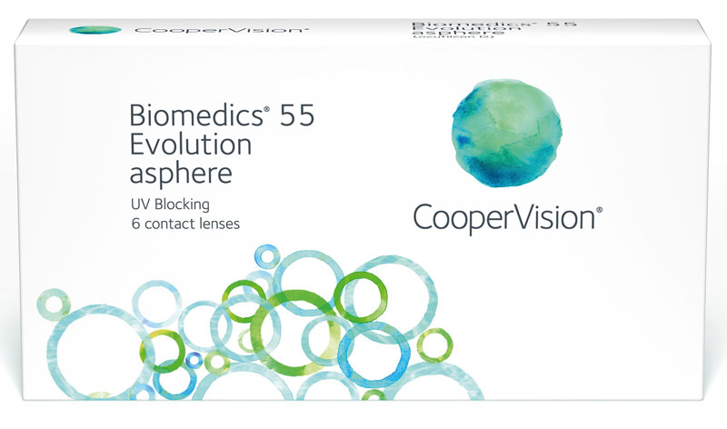 Biomedics 55 evolution (Mediflex 55) 6 db