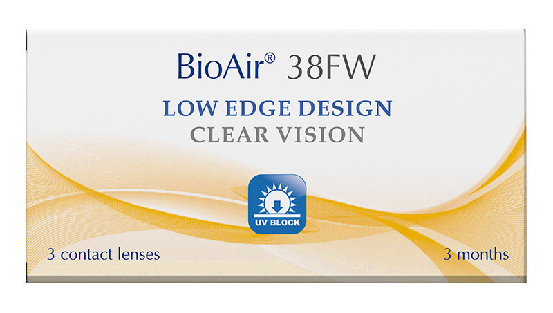 BioAir 38 FW 3 db