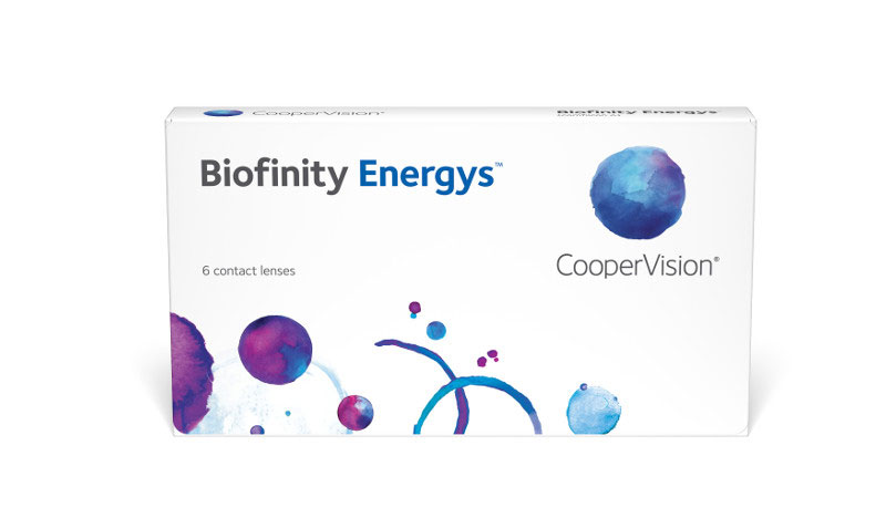 Biofinity Energys 6 db