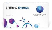 Biofinity Energys 3 db + AJÁNDÉK lencse! (2 dobozhoz)