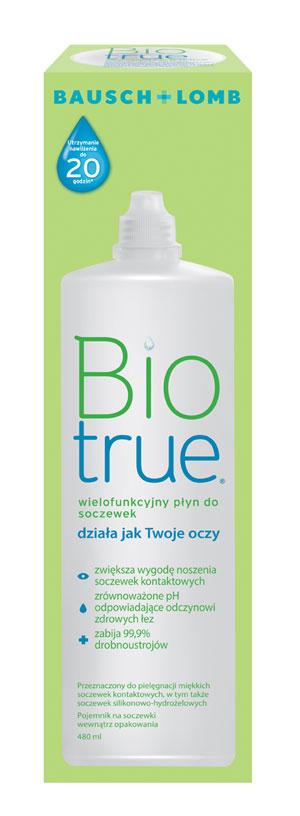 Biotrue® 480 ml
