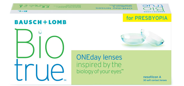 Biotrue® ONEday for Presbyopia 30 db