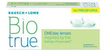 Biotrue® ONEday for Presbyopia 90 db