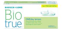 Biotrue® ONEday for Presbyopia 30 db