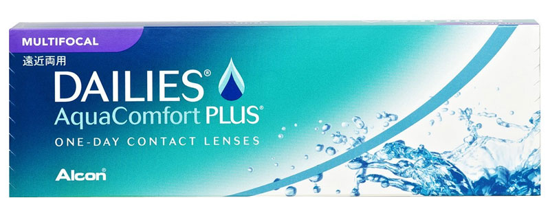 Dailies AquaComfort Plus Multifocal 30 db