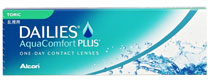 Dailies® AquaComfort Plus® Toric 30 db