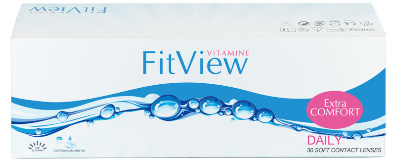 FitView Vitamine Daily 30 db