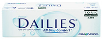 Focus® Dailies® All Day Comfort Toric 30 db