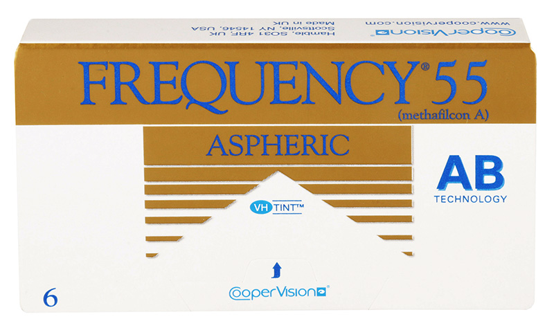 Frequency 55 Aspheric 6 db