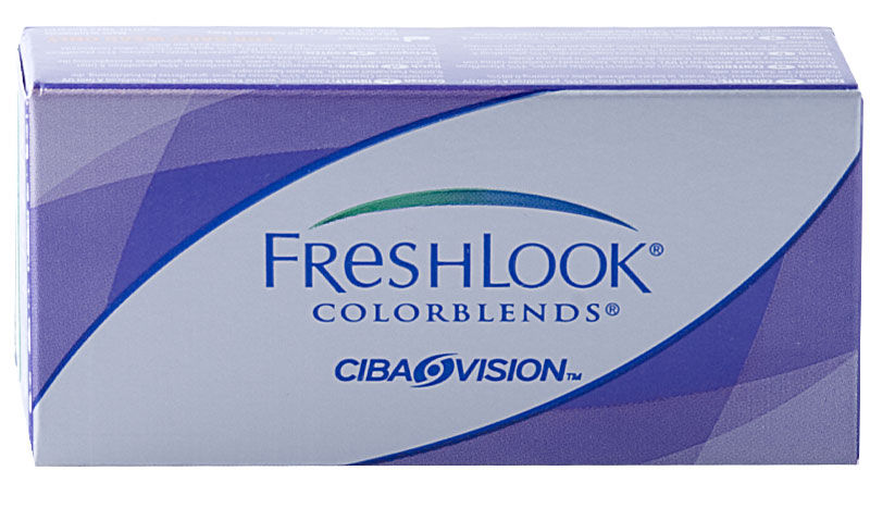 FreshLook® ColorBlends 2 db