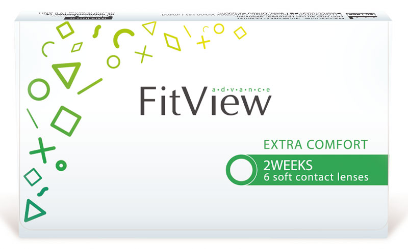 FitView Advance 2 weeks 6 db
