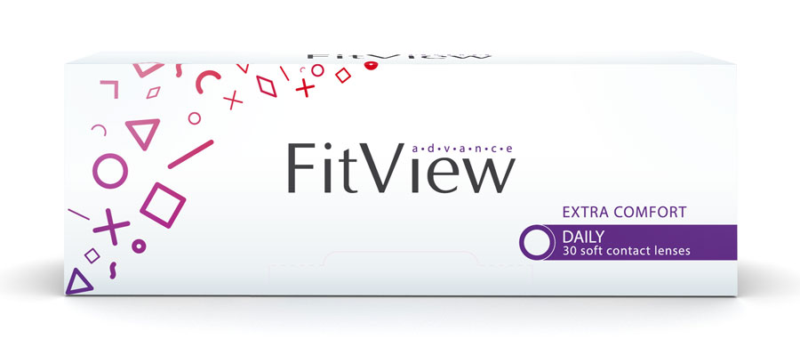 FitView Advance Daily 90 db