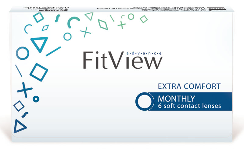 FitView Advance Monthly 6 db