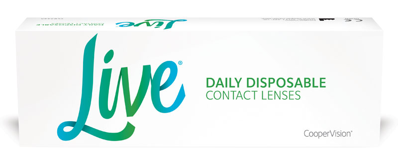 Live Daily Disposable 90 db