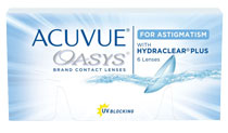 Acuvue Oasys for Astigmatism™ 6 db