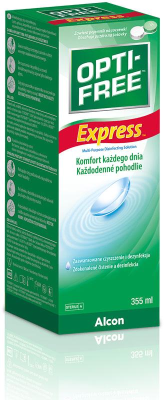 OPTI-FREE® Express® 355 ml