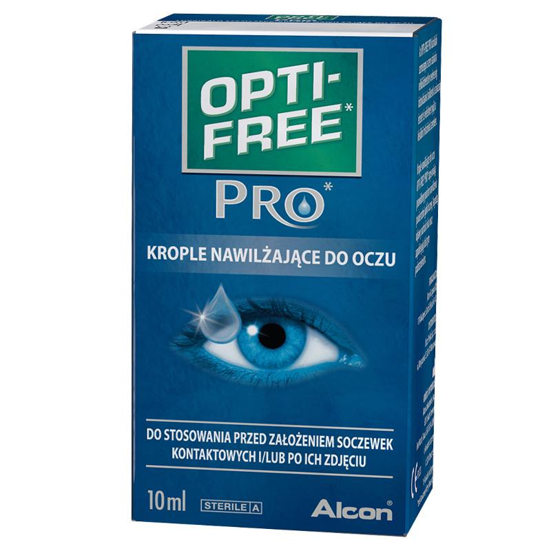 OPTI-FREE® Pro Lubricating 10 ml