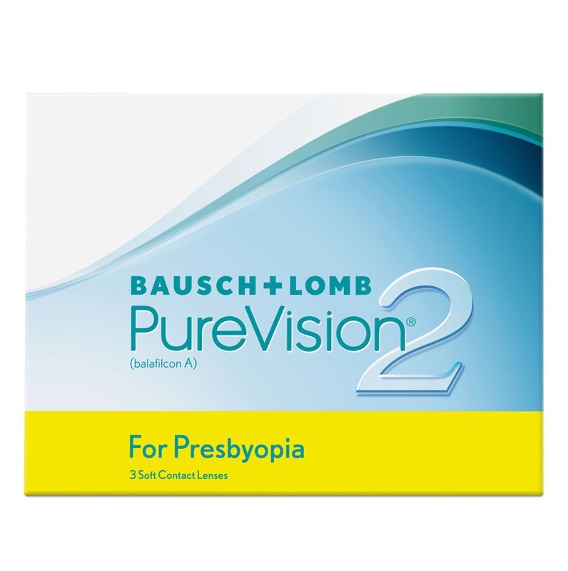 PureVision 2 For Presbyopia 3 db