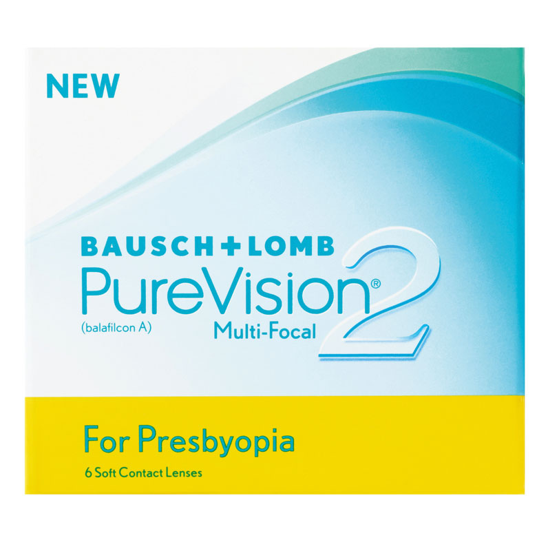 PureVision® 2 For Presbyopia 6 db