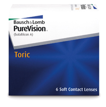 PureVision Toric 6 db