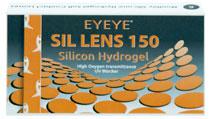 Eyeye Sil Lens 150 - 6 db